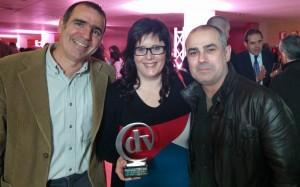 Premio DV a la mejor web corporativa