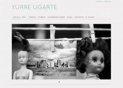 Proyecto blog Yurre Ugarte.