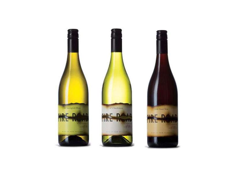 Dise o de etiquetas de vino y cervezas for Diseno de etiquetas